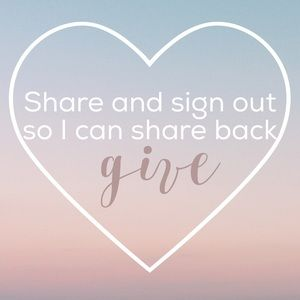 Other - Share 3, 10 or 20... and I'll match or go beyond💕